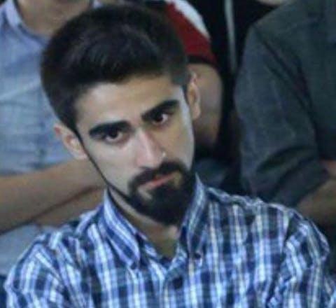De Azerbeidzjaanse activist Giyas Ibrahimov.