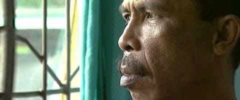 Johan Teterissa is in Indonesië vrijgelaten
