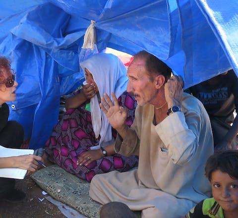 Crisisonderzoek: Amnesty in Irak
