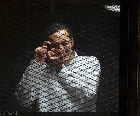 Mahmoud Abu Zeid Shawkan Egypte