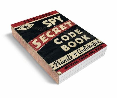 Spionboek