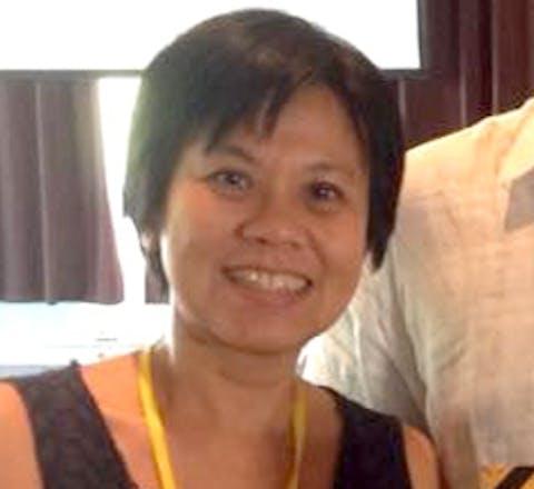 Porpen Khongkaconkiet of Amnesty International Thailand