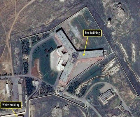 Syrië executies