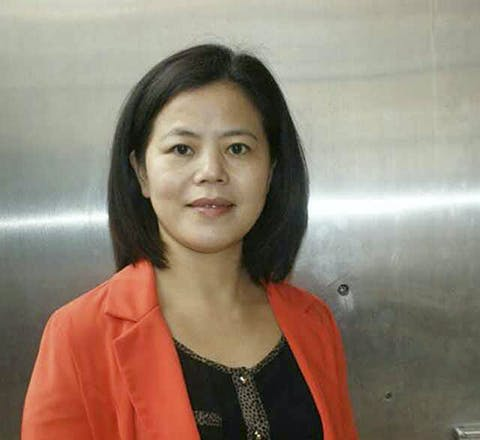 Chinese women's rights activist Su Changlan.