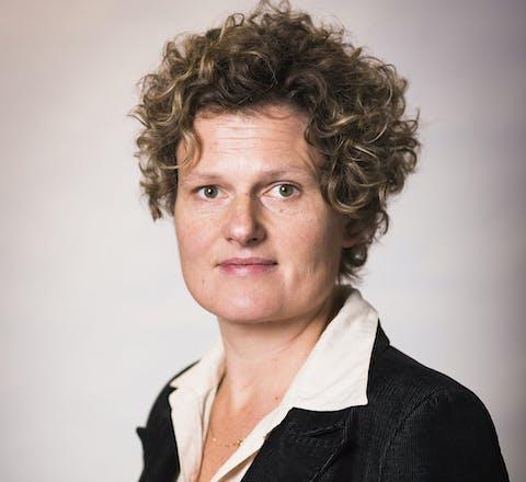 Jeanet van der Woude