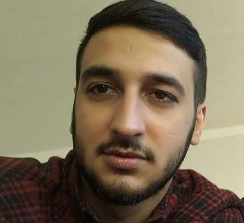Bayram Mammadov uit Azerbeidzjan werd veroordeeld op grond van verzonnen aanklachten