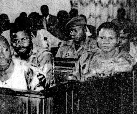 Rechtzaak tegen Ogoni 9