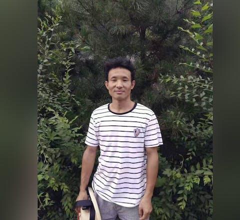 Hua Haifeng en twee andere Chinese activisten zijn op borgtocht vrij