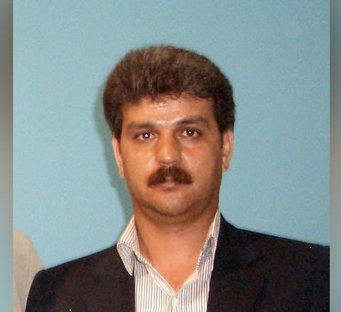 Iraanse vakbondsactivist Reza Shahabi