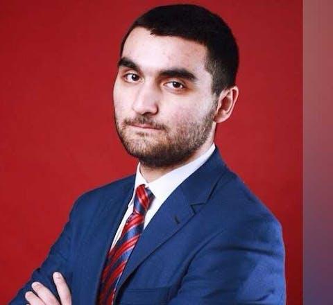 Klokkenluider Aleksandr Eivazov kaartte misstanden in het rechtssysteem in Rusland aan