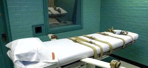 Doodstraf in Amerika: executieruimte in Texas