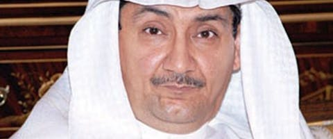 De Saudische schrijver Zuhair Kutbi