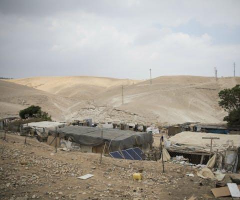 The_village_of_Khan_al-Ahmar-Abu_alHilew_OPT_20September2017