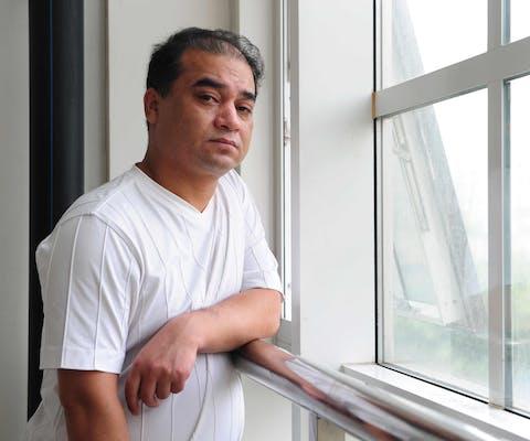 Ilham Tohti in 2012