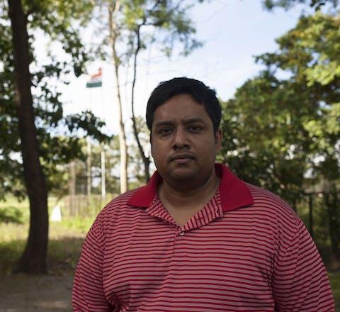 Mubashar Hasan