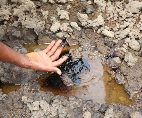 Olievervuiling in Nigeria