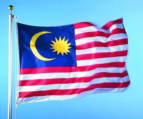 Vlag Maleisië
