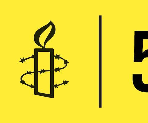 50 jaar amnesty Materialen 50 jaar Amnesty   Amnesty International 50 jaar amnesty