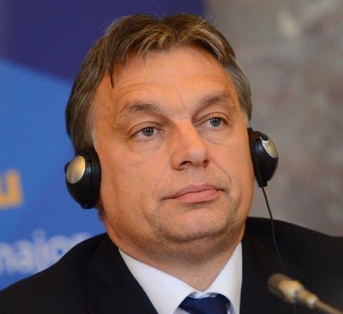 De Hongaarse premier Viktor Orban wil per decreet gaan regeren