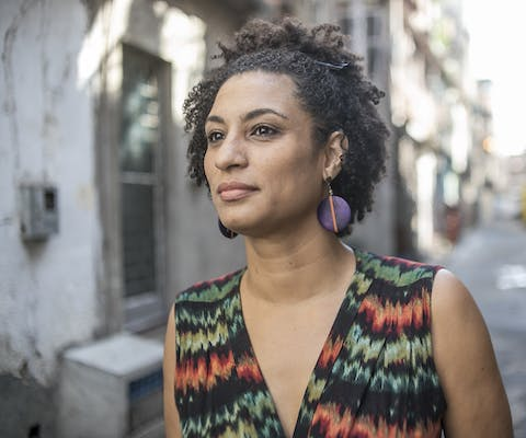 Marielle Franco was an activist and human right defender from Brazil. She was killed on March 14 of 2018