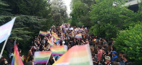 Ankara-Pride op 11 mei 2018