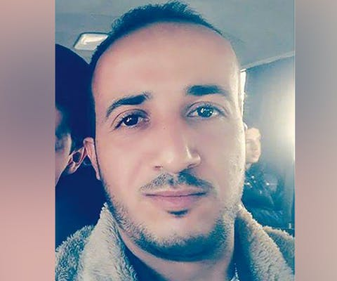 Gewetensgevangene Merzoug Touati uit Algerije