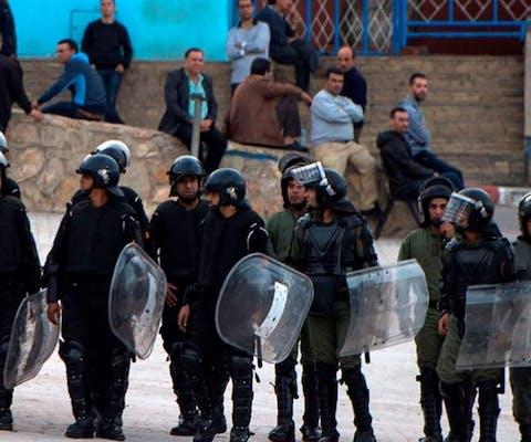 Marokko: protest in Rif-gebied tegen achterstelling
