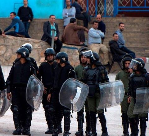 Marokko: protest in Rifgebergte tegen achterstelling