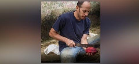 De Cubaanse activist Ariel Ruiz Urquiola