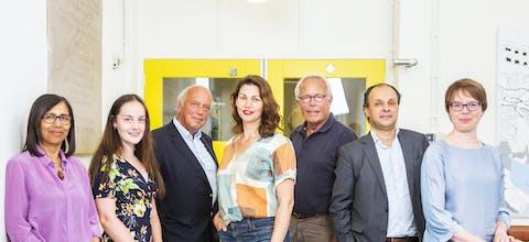 Bestuur van Amnesty International Nederland, juli 2018