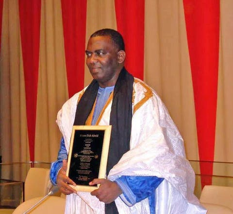Biram Dah Abeid Mauritanië