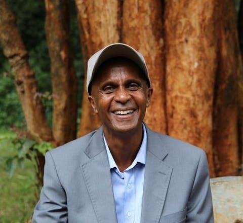 Eskinder Nega Ethiopië