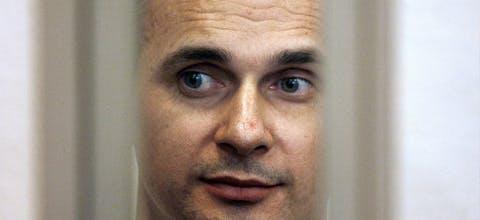 Oleg Sentsov uit Oekraïne, winnaar Sacharaovprijs 2018, vrij na gevangenenruil Oekraïne Rusland