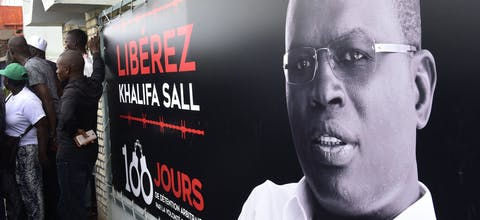 Oneerlijke processen in Senegal