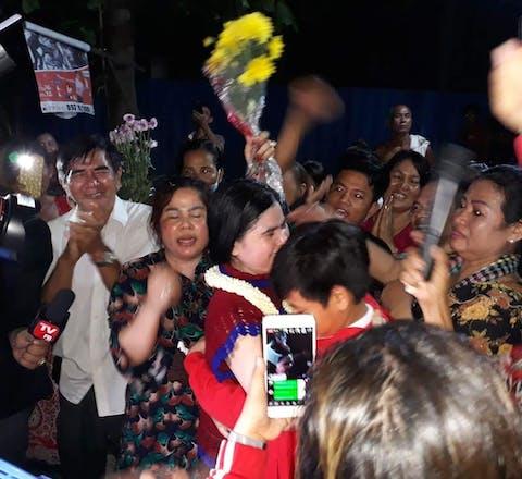 Tep Vanny Cambodja