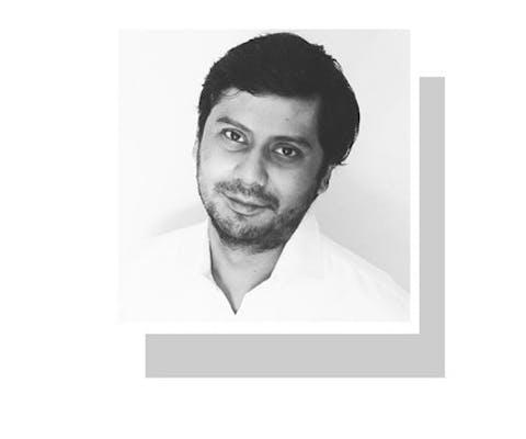 Cyril Almeida van de Pakistaanse krant Dawn