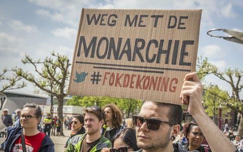 Nederland, Amsterdam, Museumplein.10052015.10 mei 2015.