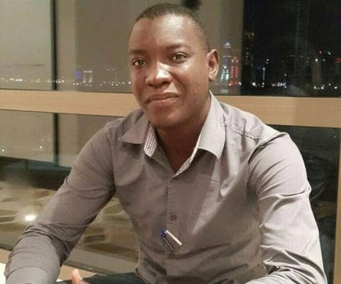 Ahmed Al-Dai Bushara, Sudanese online activist is weer vrij.