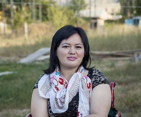 Gulzar Diushenova