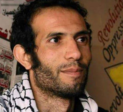 Haytham Mohamdeen uit Egypte