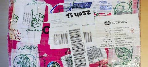 Saudische autoriteiten sturen Amnesty brieven terug