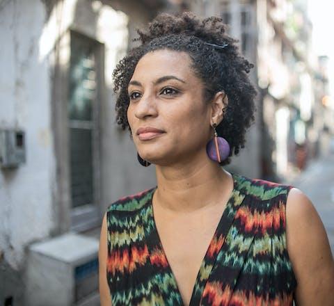 De Braziliaanse activiste Marielle Franco werd in 2018 vermoord