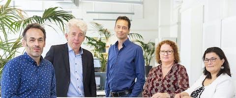 Managementteam Amnesty Nederland