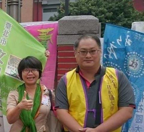 Lee Ming-che uit Taiwan is in China tot 5 jaar gevangenisstraf veroordeeld op basis van een nieuwe Buitenlandse ngo-wet.