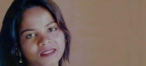 Asia Bibi uit Pakistan werd ter dood veroordeeld wegens godslasteing, maar later vrijgesproken