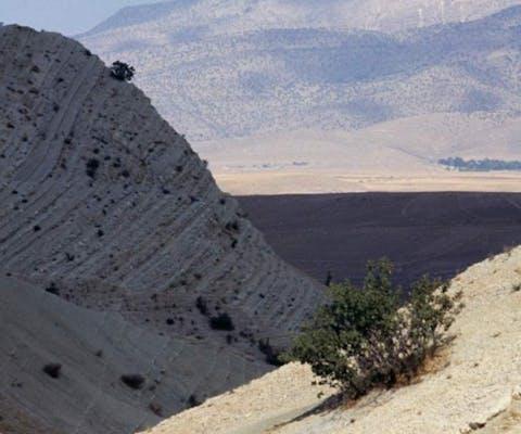 Landschap in Iran