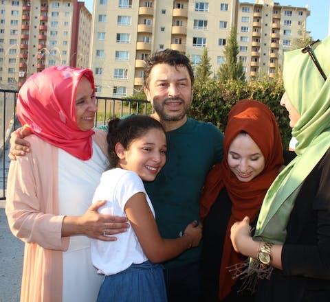 Taner Kilic is vrij