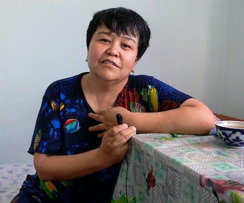 Moetabar Tadzjibajeva