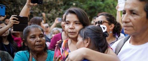 Imelda Cortez uit El Salvador