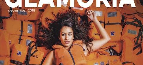 Cover glossy Glamoria